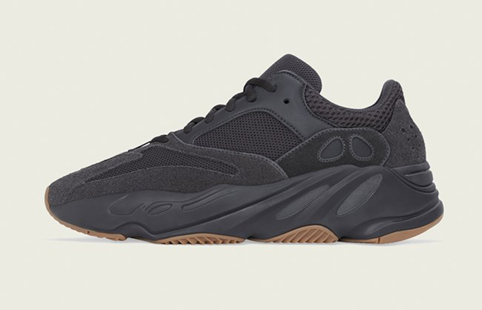 Don't Forget To Check Out The Upcoming Yeezy Boost 700 Utility Black ft