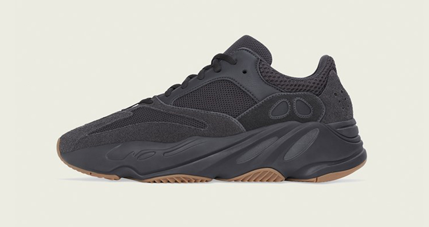 Don't Forget To Check Out The Upcoming Yeezy Boost 700 Utility Black