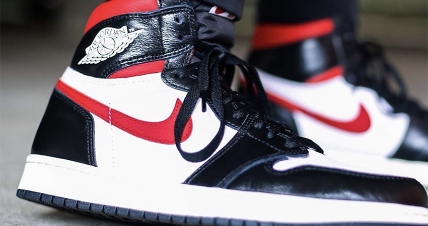Don't Miss This Weekend's Best Release Air Jordan 1 Retro High OG Gym Red 02