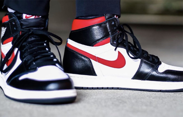 Don't Miss This Weekend's Best Release Air Jordan 1 Retro High OG Gym Red ft