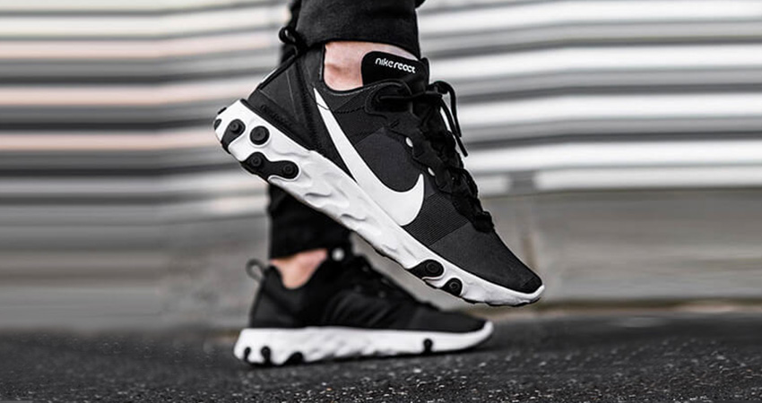 FootAsylum Is Giving You 10% Off The Entire Nike Element React Collection 01