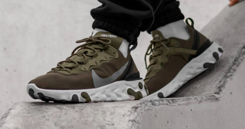 FootAsylum Is Giving You 10% Off The Entire Nike Element React Collection 04