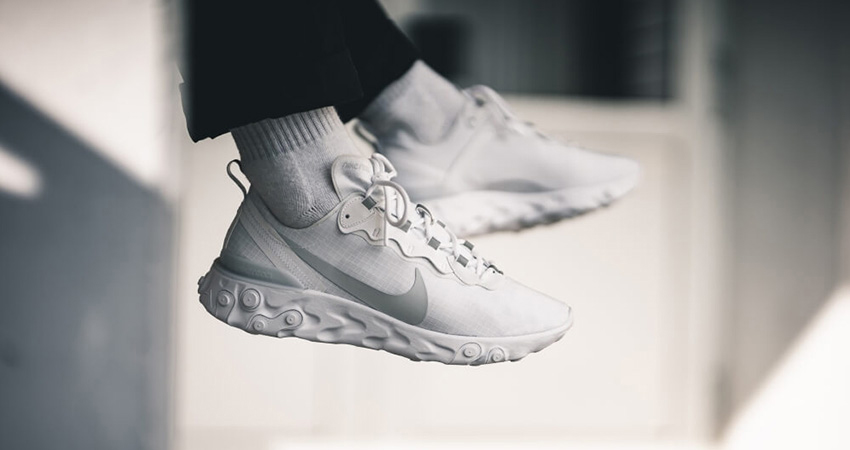 FootAsylum Is Giving You 10% Off The Entire Nike Element React Collection