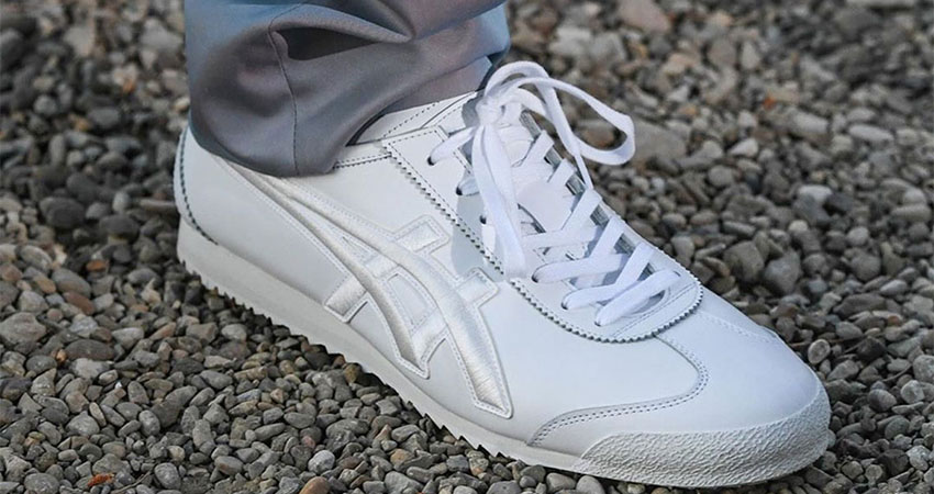Givenchy Teamed Up With ASICS Tiger For