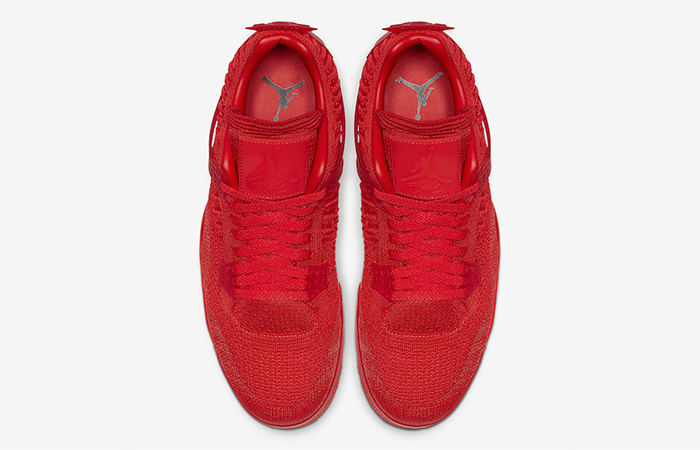 Jordan 4 Flyknit Red AQ3559-600