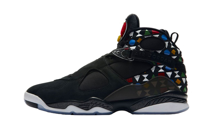 Jordan 8 Quai 54 Black CJ9218-001 01