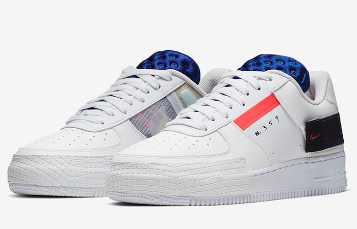 Nike Air Force 1 Low Type CI0054-100