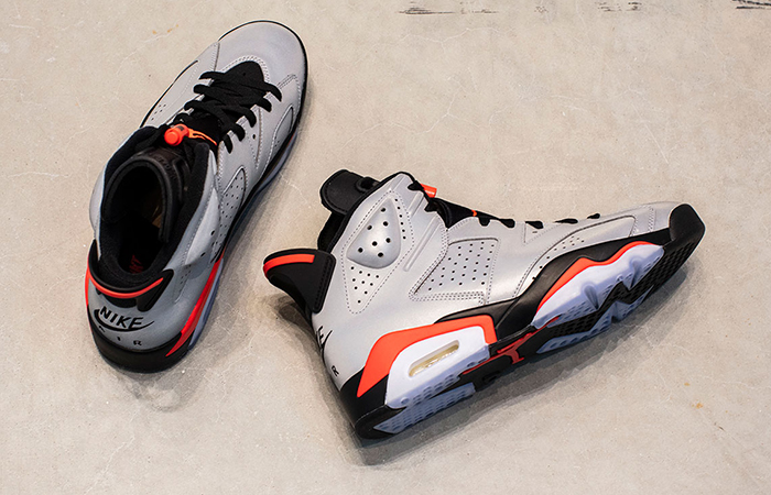 Nike Air Jordan 6 Reflective Silver CI4072-001 03