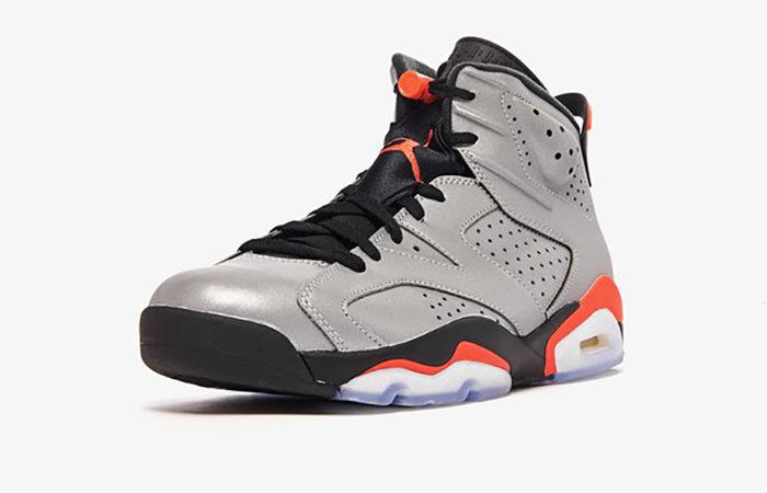 Nike Air Jordan 6 Silver CI4072-001