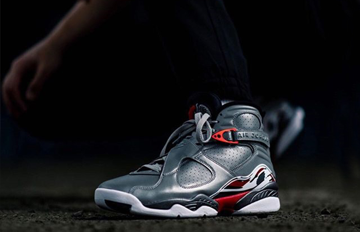 Nike Air Jordan 8 Reflective Silver CI4073-001 02