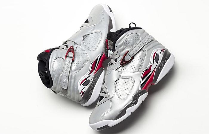 Nike Air Jordan 8 Reflective Silver CI4073-001