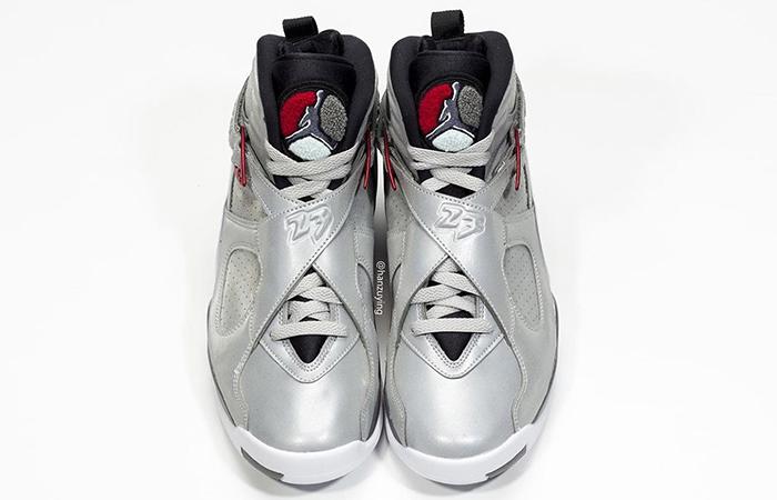 Nike Air Jordan 8 Silver CI4073-001