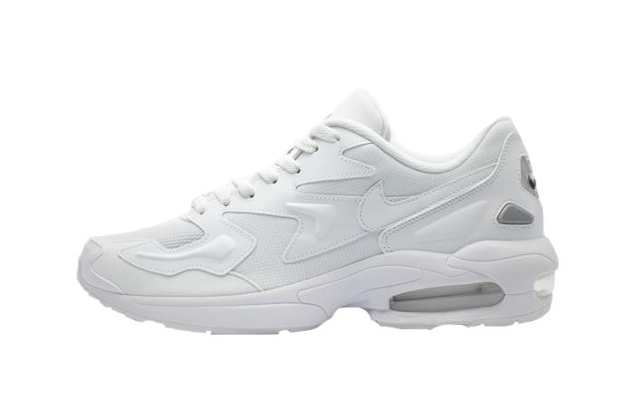 Nike Air Max 2 Light White AO1741-102 01