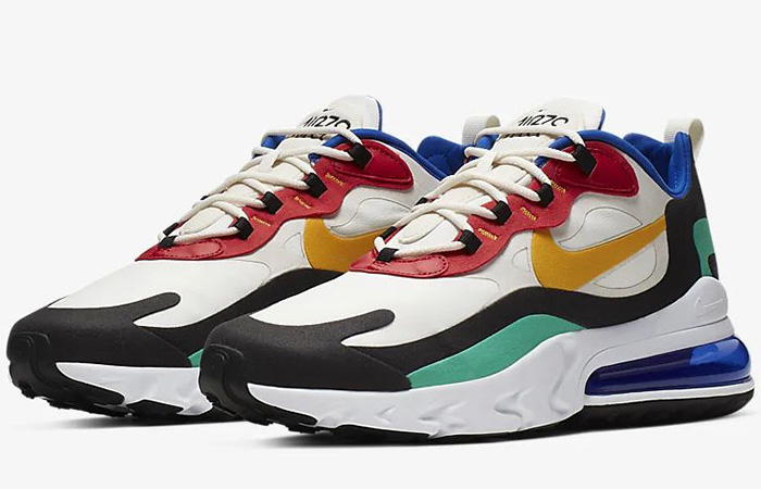 Nike Air Max 270 React Blue AO4971-002