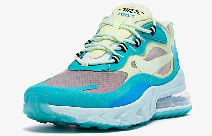 Nike Air Max 270 React Blue Mint AO4971-301 02