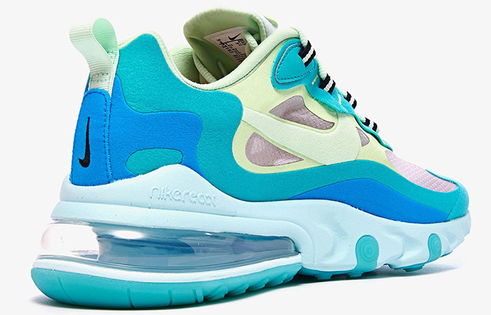 Nike Air Max 270 React Blue Mint AO4971-301 03