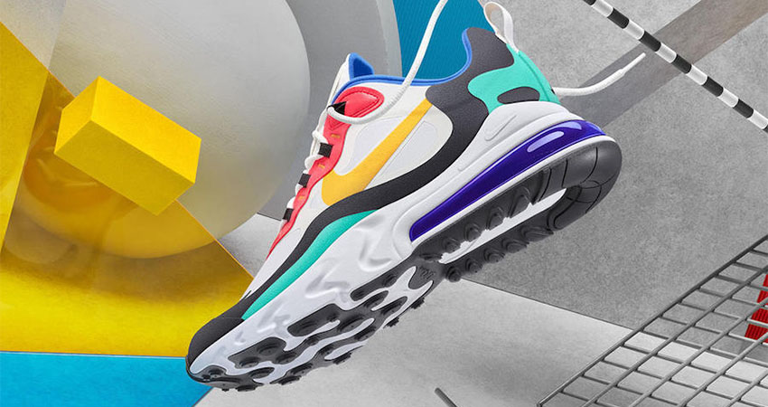 Nike Air Max 270 React Is Coming With So Many Vibrant Colours 01