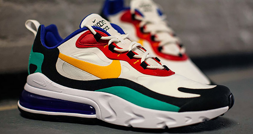 Nike Air Max 270 React Is Coming With So Many Vibrant Colours 02