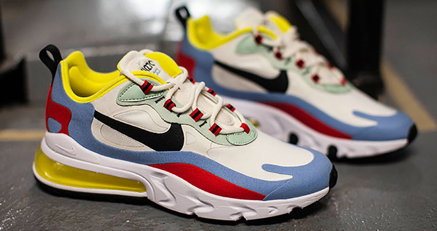 Nike Air Max 270 React Is Coming With So Many Vibrant Colours 04