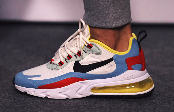 Nike Air Max 270 React Is Coming With So Many Vibrant Colours ft