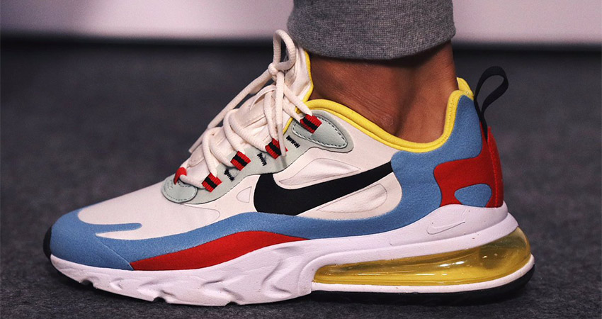 low priced d539e e6324 Nike Air Max 270 React Is Coming With So Many Vibrant ...