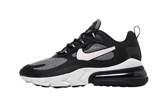 Nike Air Max 270 React Noir Black AO4971-001 01