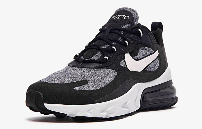 Nike Air Max 270 React Noir Black AO4971-001 02