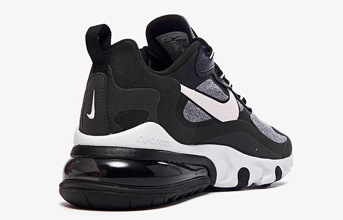 Nike Air Max 270 React Noir Black AO4971-001 03