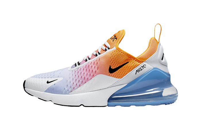 Nike Air Max 270 University Blue Multi AH8050-702 01