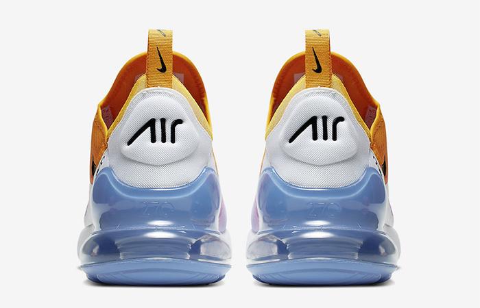 Nike Air Max 270 University Blue Multi AH8050-702
