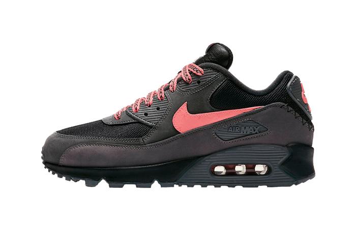 Nike Air Max 90 Premium Mixtape Black CI6394-001 01