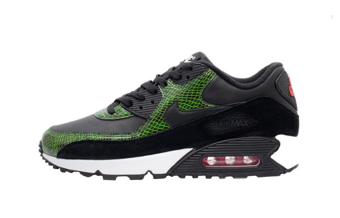 Nike Air Max 90 QS Green Python CD0916-001 01
