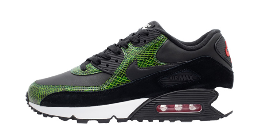 Nike Air Max 90 QS Green Python CD0916-001 03