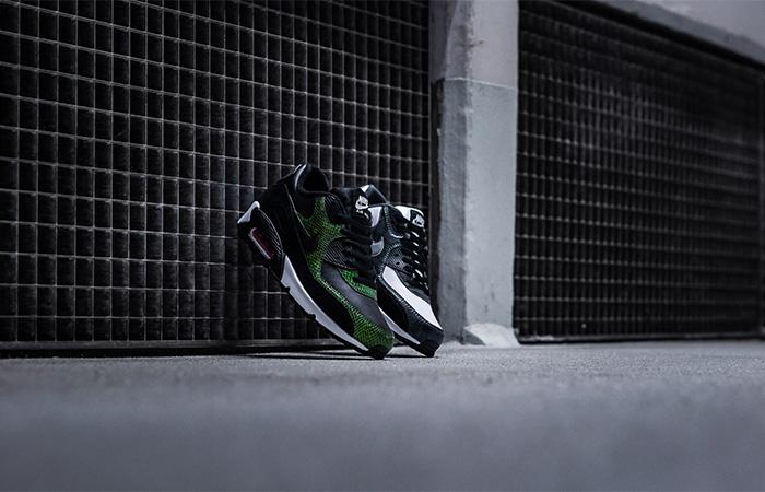 Nike Air Max 90 QS Green Python CD0916-001 03