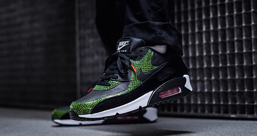 Nike Air Max 90 QS Green Python CD0916-001