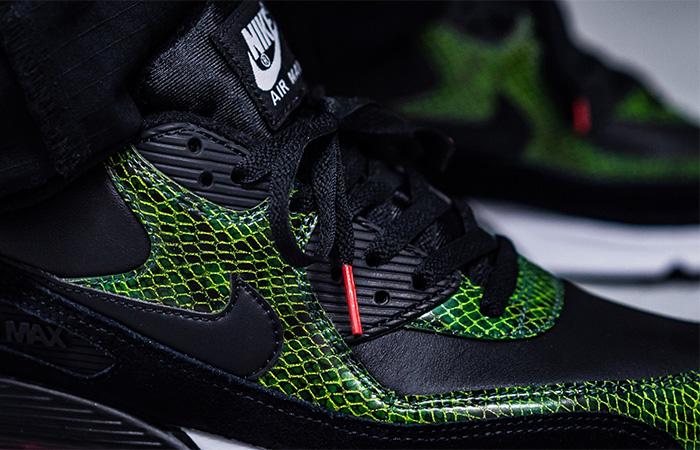 Nike Air Max 90 QS Green Python CD0916-001