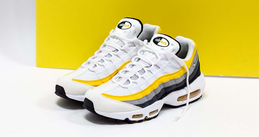 Nike Air Max 95 'Amarillo' Is Just £85 At Offspring – Fastsole