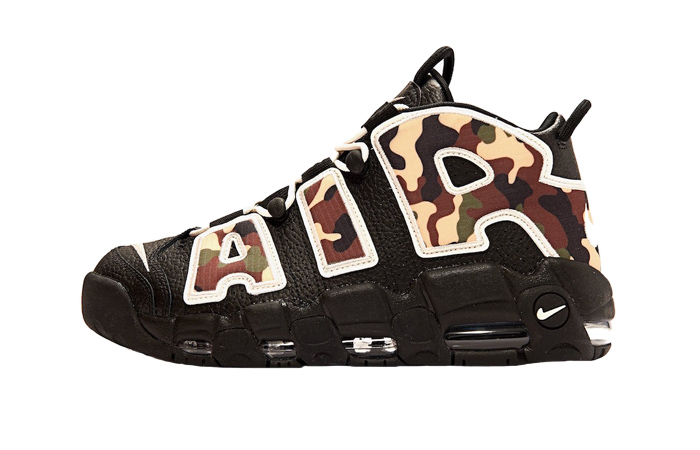 Nike Air More Uptempo QS Black CJ6122-001 01