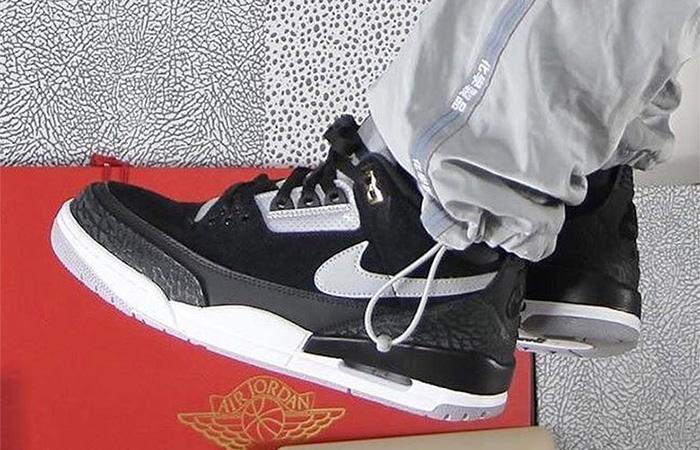 huge selection of 84e1e 6654f Nike Jordan 3 Black Cement CK4348-007