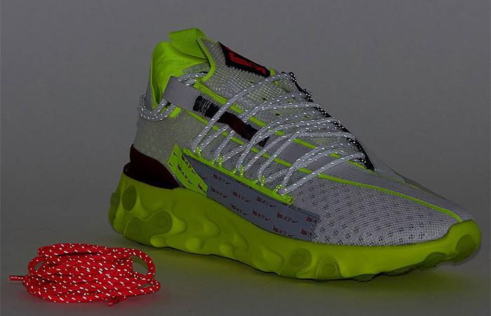 Nike React WR ISPA Yellow White CT2692-002 03