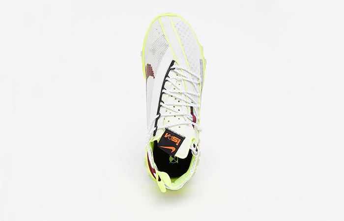 Nike React WR ISPA Yellow White CT2692-002
