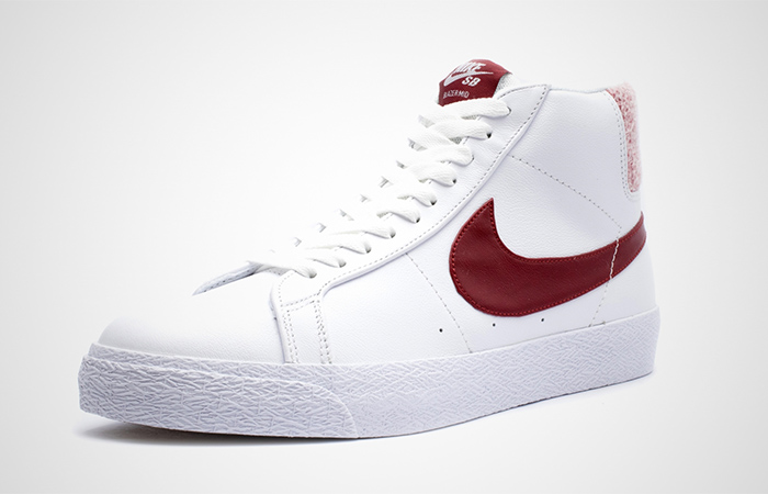 low priced d9572 ab081 Nike SB Zoom Blazer Mid Premium CJ6983-101