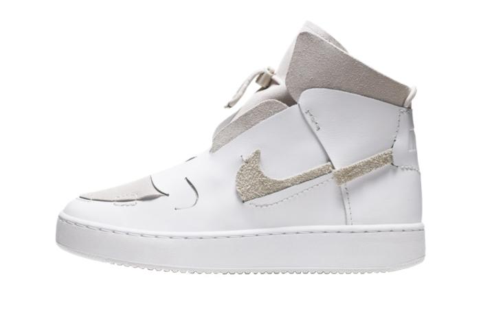 Nike Womens Air Force 1 White BQ3611-100 01