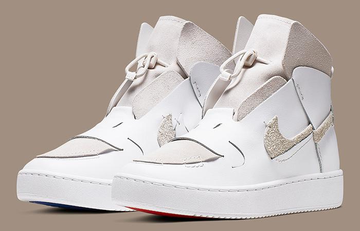 Nike Womens Air Force 1 White BQ3611-100 02