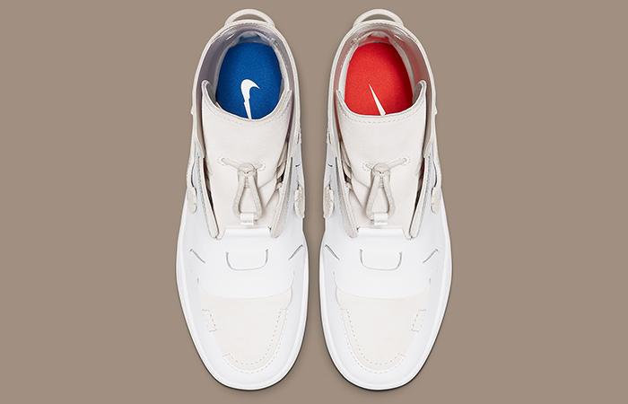 Nike Womens Air Force 1 White BQ3611-100 03