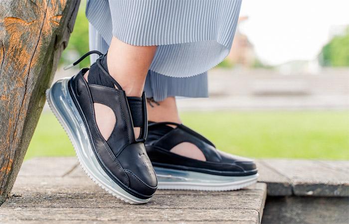 Nike Womens Air Max FF 720 Black AO3189-001 03