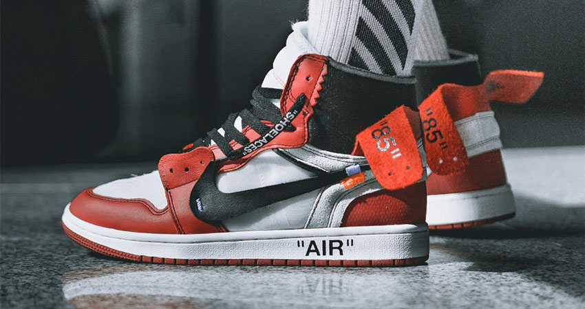 Off-White Air Jordan 1 May Be Dropping in Kids Sizes 01