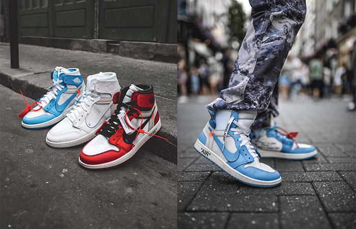 dee73d6eb3 Off-White Air Jordan 1 May Be Dropping in Kids Sizes