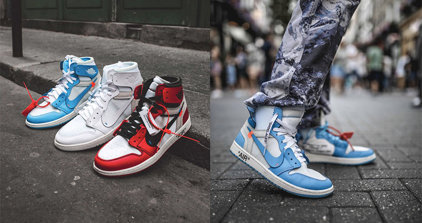 Off-White Air Jordan 1 May Be Dropping in Kids Sizes