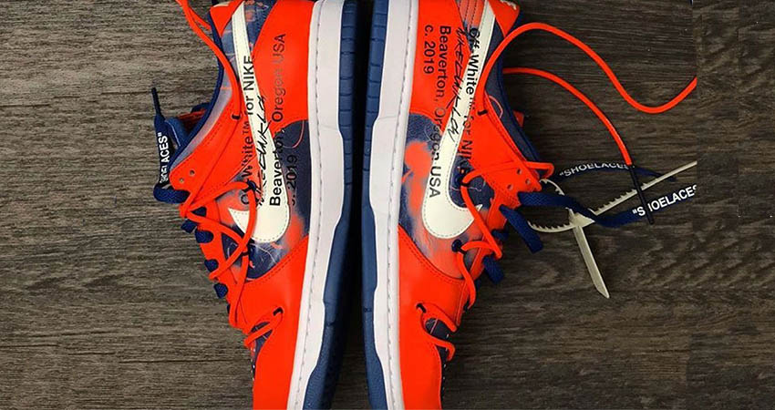 Off-White And Futura Leaked Nike Dunk Low Collaborations 04
